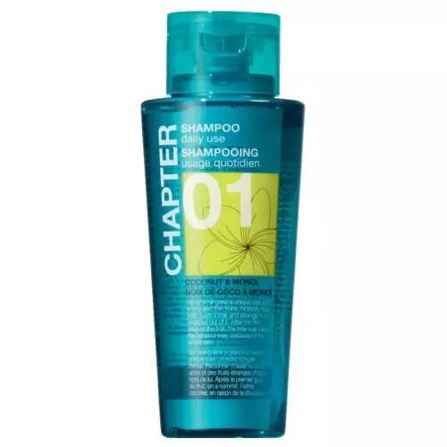 Mades Cosmetic CHAPTER 01 SHAMPOOING VOLUMISANT Noix de coco & Monoï