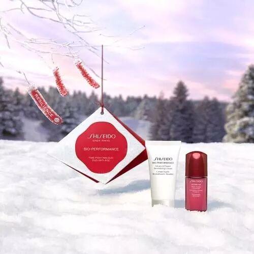 Shiseido BIO PERFORMANCE Coffret Noël