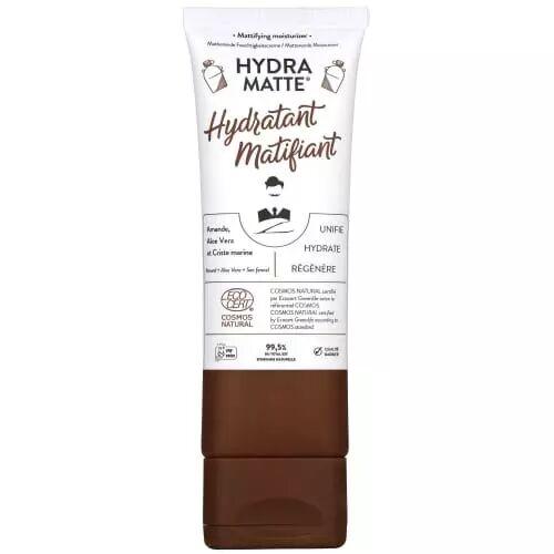 Monsieur Barbier HYDRA MATTE Créme Hydratante Matifiance Cosmos Nat pour Hommes