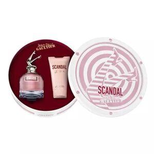 Jean Paul Gaultier COFFRET SCANDAL Eau de parfum 50ml + lotion pour le corps 75ml - Publicité