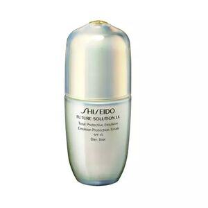 Shiseido FUTURE SOLUTION LX Émulsion Protection Totale SPF15