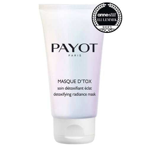 Payot MASQUE D'TOX Soin détoxifiant éclat aux extraits de pamplemousse