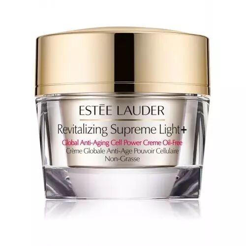 Estée Lauder REVITALIZING SUPREME + Crème Globale Anti-Âge Pouvoir Cellulaire Non-Grasse