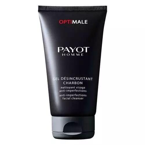Payot GEL DÉSINCRUSTANT CHARBON Nettoyant visage anti-imperfections