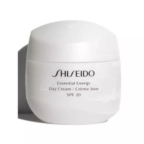 Shiseido ESSENTIAL ENERGY Crème Jour SPF20