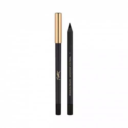 Yves Saint Laurent DESSIN DU REGARD WATERPROOF Crayon Yeux Impact Couleur Tenue 16H 01