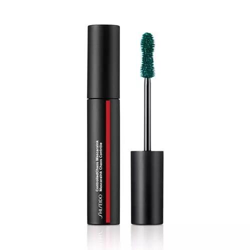 Shiseido MASCARAINK CHAOS CONTROLE Volume graphique et précision 04 Emerald Energy