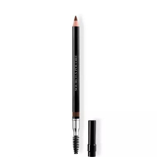 Christian Dior SOURCILS POUDRE Crayon à Sourcils Mine Poudre avec Brosse et Taille-Crayon 433