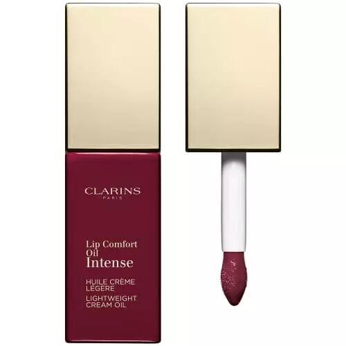 Clarins LIP COMFORT OIL INTENSE Huile Crème Légère 01 Intense Nude