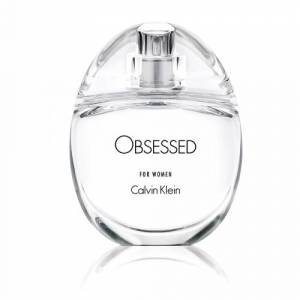 Calvin OBSESSED FOR WOMEN Eau de Parfum Vaporisateur - Publicité