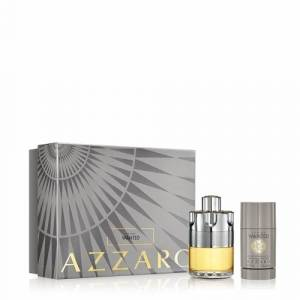 Azzaro COFFRET AZZARO WANTED Eau de de Toilette 100ml + Déodorant stick 75ml - Publicité