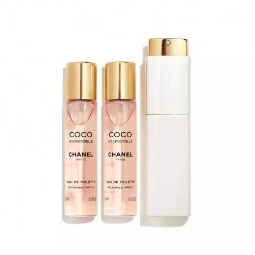 Chanel COCO MADEMOISELLE Eau de Toilette Twist and Spray Recharge