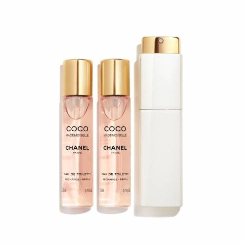 Chanel COCO MADEMOISELLE Eau de Toilette Twist and Spray Recharge