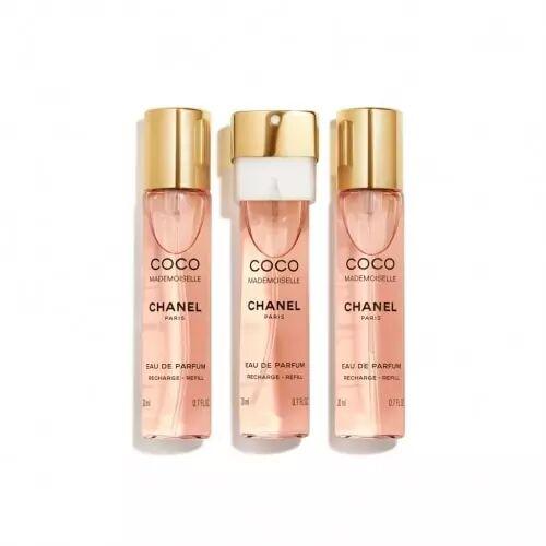 Chanel COCO MADEMOISELLE Eau de Parfum Twist and Spray Recharge