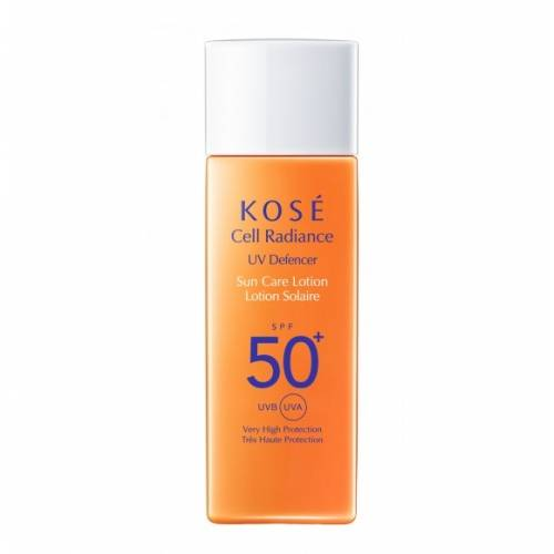 Kose UV DEFENCER LOTION SOLAIRE Protection solaire anti-âge