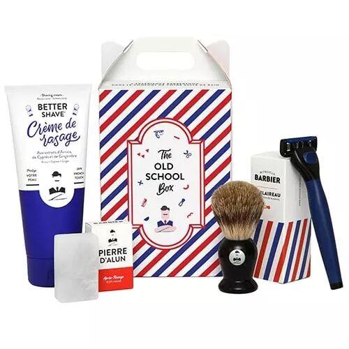 Monsieur Barbier OLD SCHOOL Coffret Cadeau de Rasage pour hommes