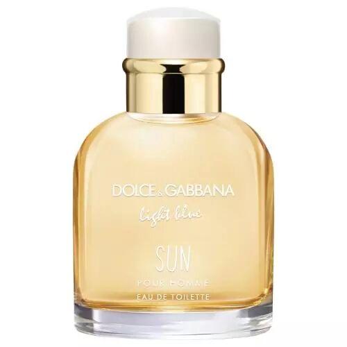 Dolce & Gabbana LIGHT BLUE SUN POUR HOMME Eau de Toilette Vaporisateur