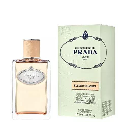Prada LES INFUSIONS Eau de parfum florale fuitée douce