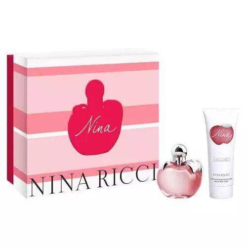 Nina Ricci COFFRET NINA Eau de toilette 50ml + lotion pour le corps 75ml