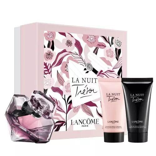 Lancôme COFFRET LA NUIT TRESOR Eau de parfum 50ml + 2 Produits