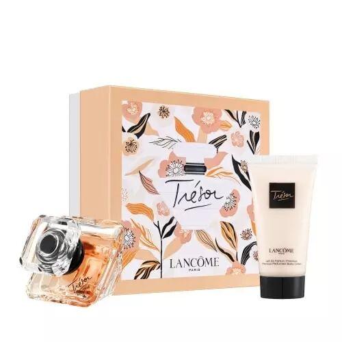 Lancôme COFFRET TRESOR Eau de parfum 30ml + Lait Corps 75 ml