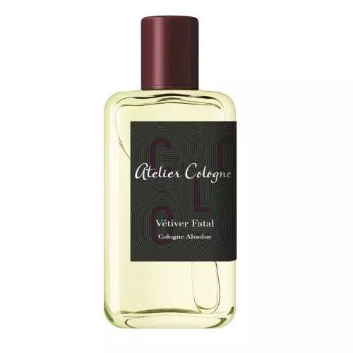 Atelier Cologne VÉTIVER FATAL Cologne Absolue composée à 93% d'ingrédients d'origine naturelle