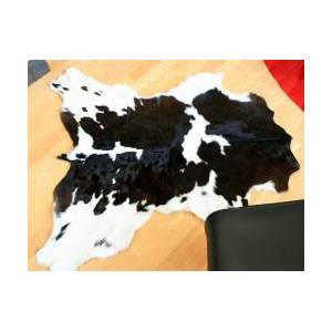 Peau de veau Noire & Blanche