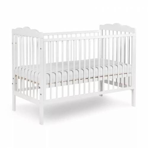Lit bébé blanc ou gris pas cher ...