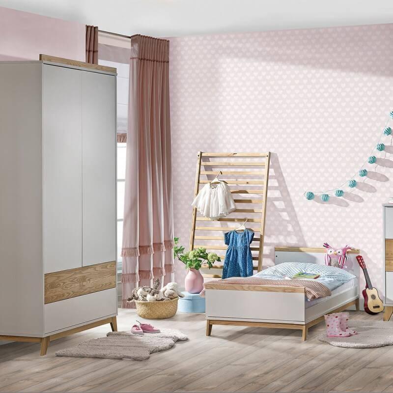 Petite Chambre Chambre complète pour bébé style scandinave Nordik     Panneaux Stratifiés   petitechambre.fr