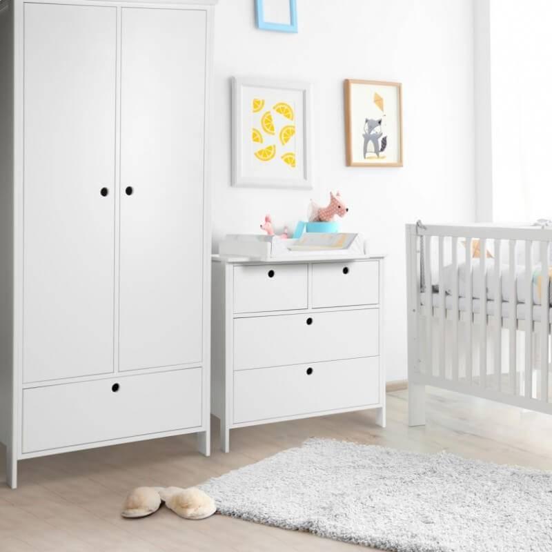 Chambre complète pour bébé Léon -