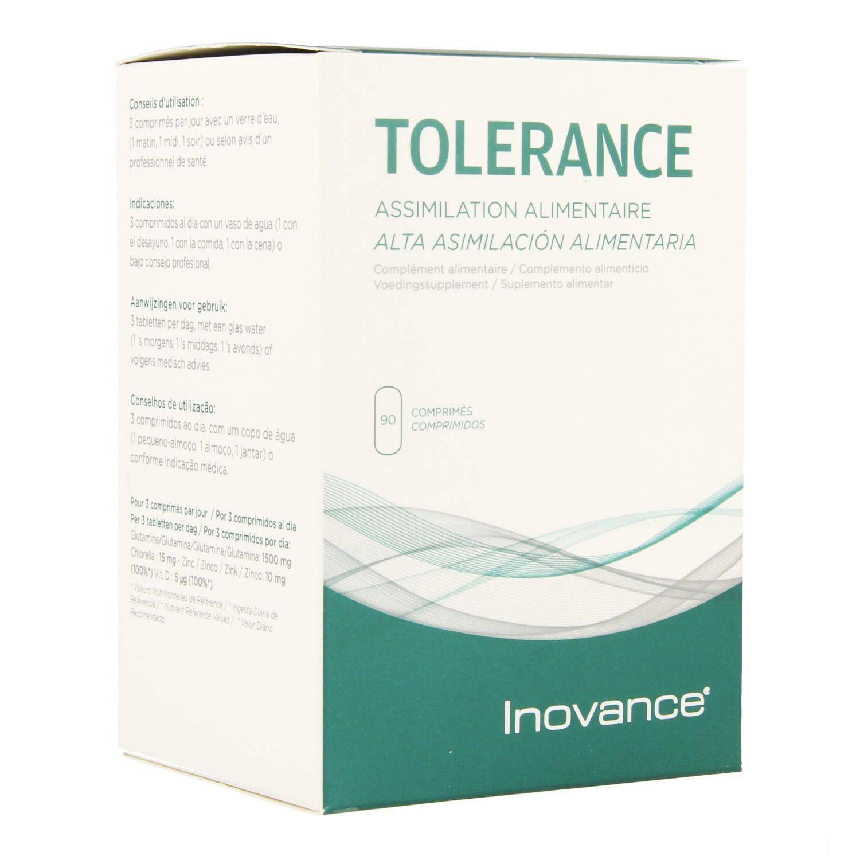 Inovance Tolerance 90 Comprimés