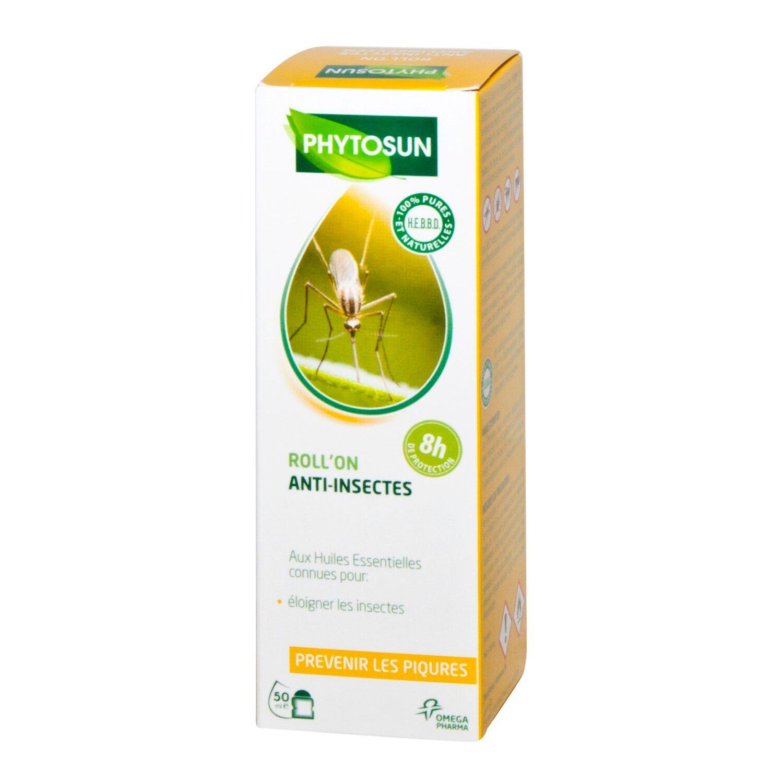Phytosun Aroms Roll On Anti Insectes 50 ml