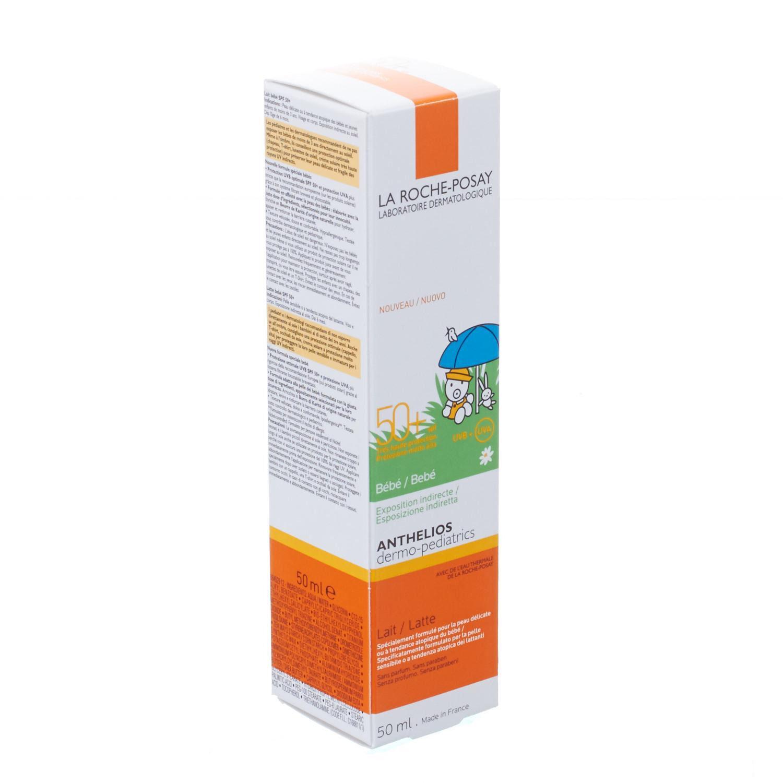 La Roche Posay Anthelios Dermopediatrics Bébé SPF50+ Lait 50 ml