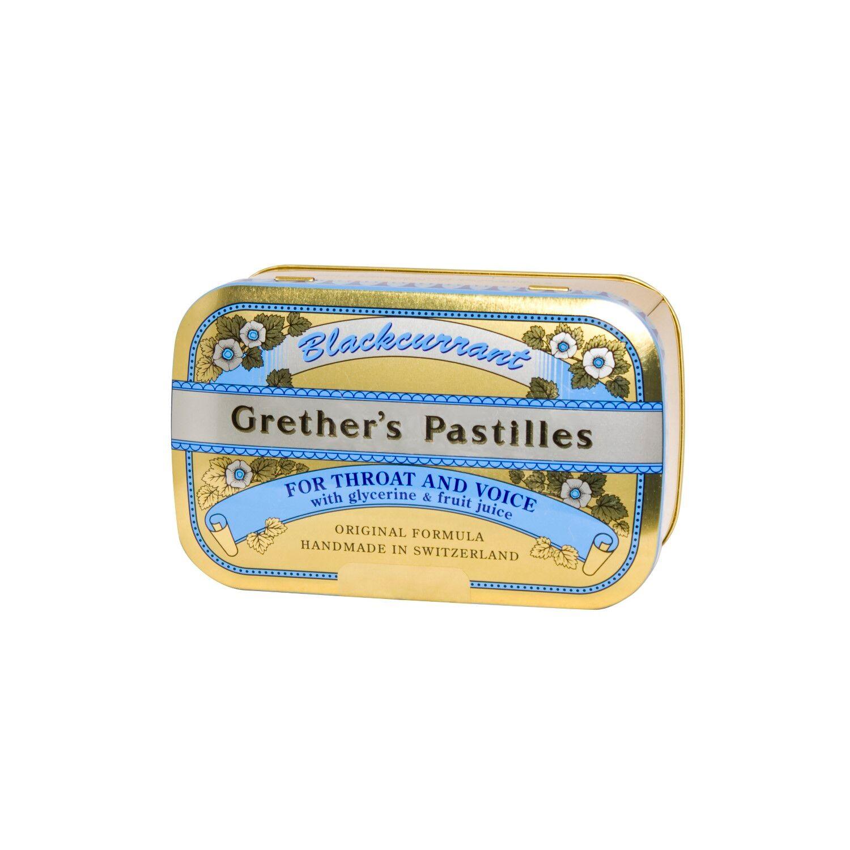 Grether's Pastilles Blackcurrant 440 g