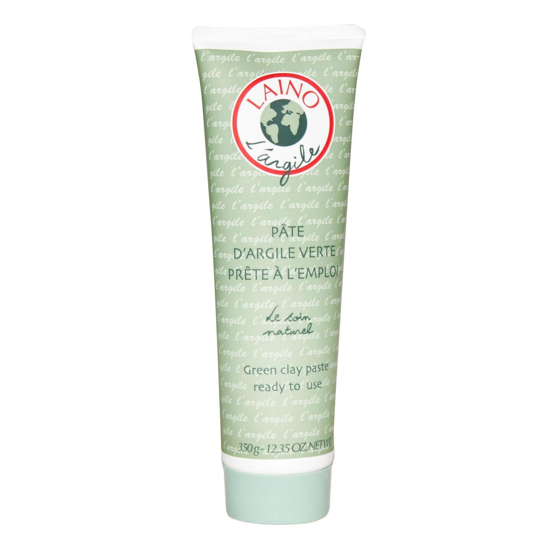 Laino Pate d'Argile Verte Pour Masque De Beauté 350 g
