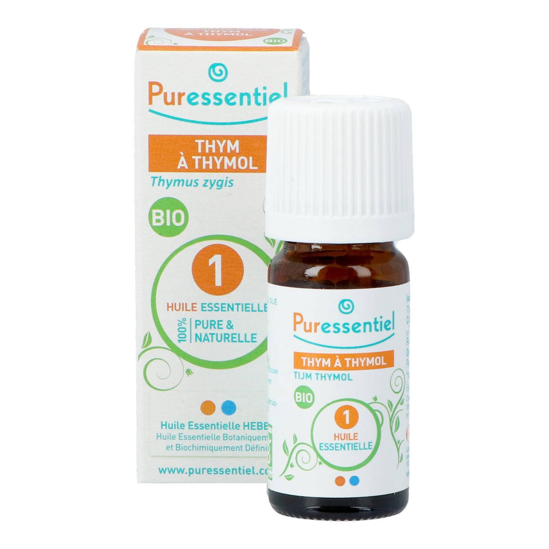 Puressentiel Thym Thymol Huile Essentielle Bio 5 ml