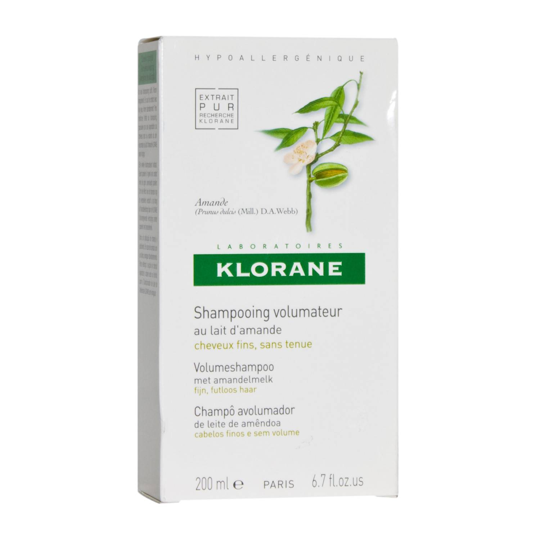 Klorane Shampooing Lait Amande 200 ml