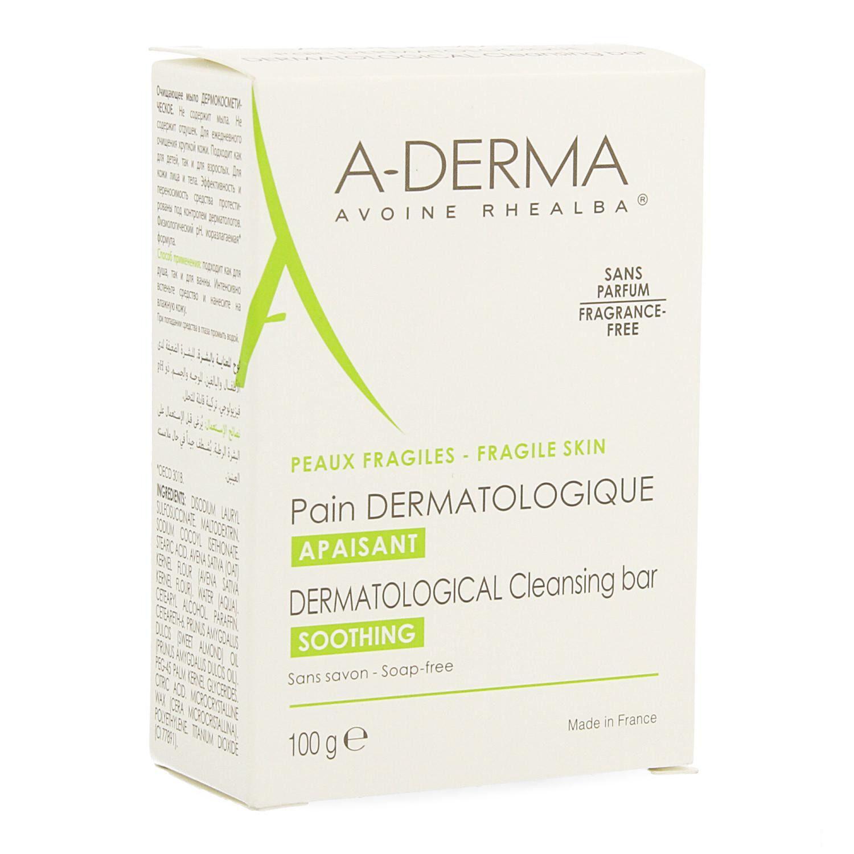 Aderma Pain Dermatologique au Lait d' Avoine 100 g