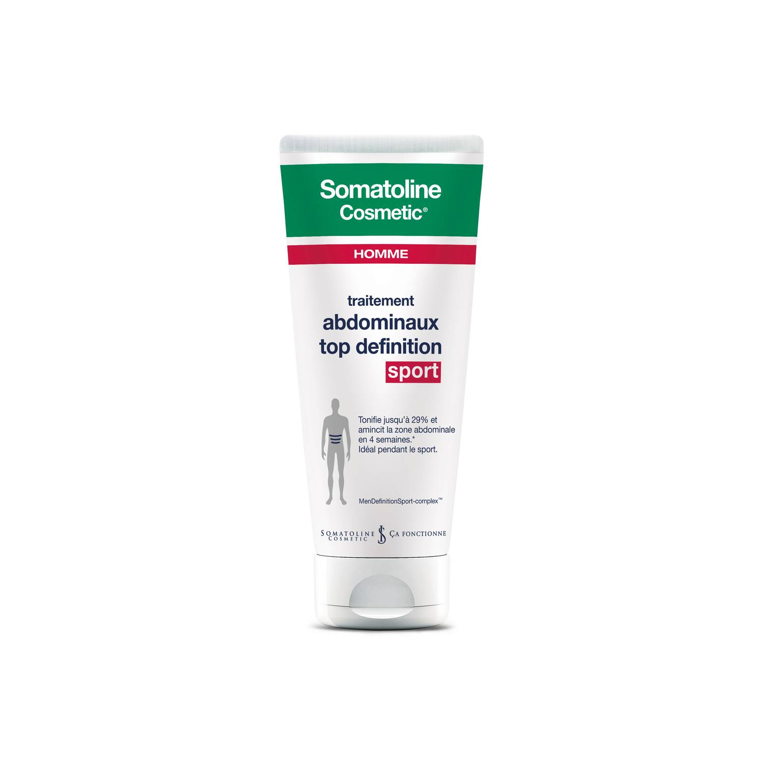 Somatoline Cosmetic Homme Top Definition Sport 200 ml