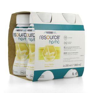 HP Nestle Resource HP HC Vanille 4 x 200 ml