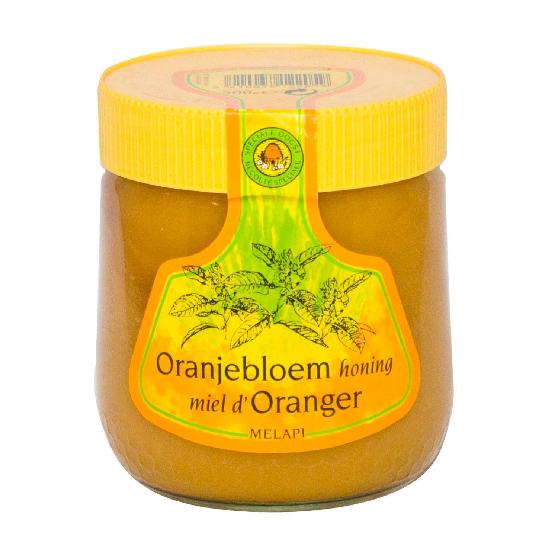 Melapi Miel Tendre 500 g Oranger