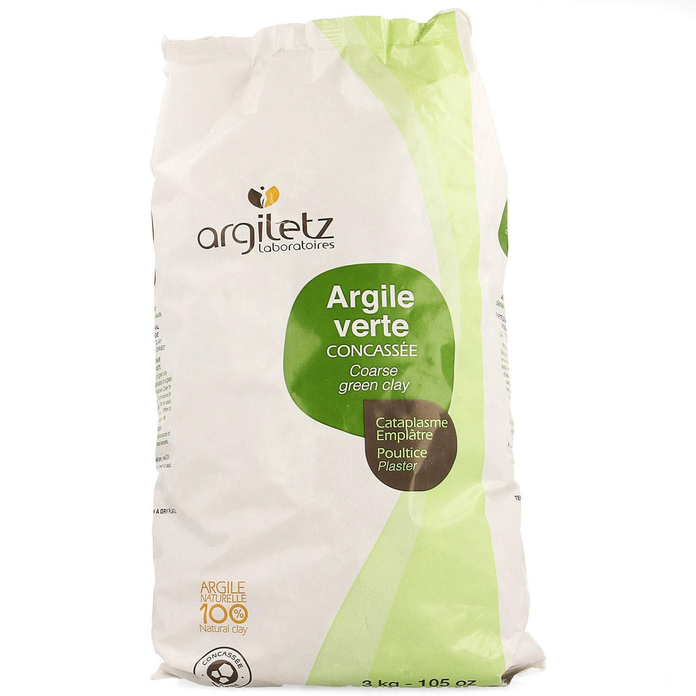 Argiletz Argile Verte Concassée 3 kg
