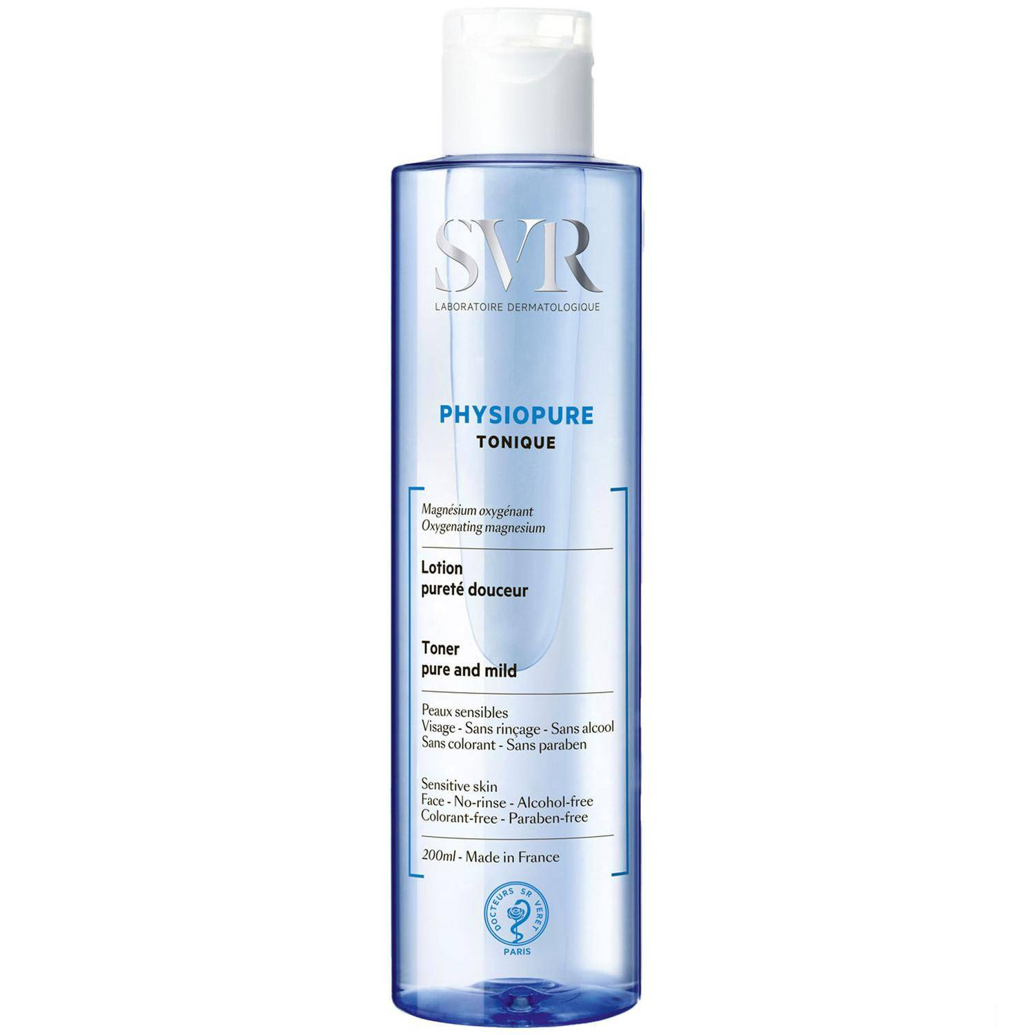 SVR Physiopure Lotion Tonique 200 ml