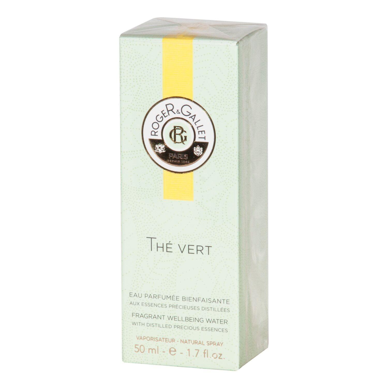 Roger & Gallet Thé Vert Eau Fraiche Parfumée 50 ml