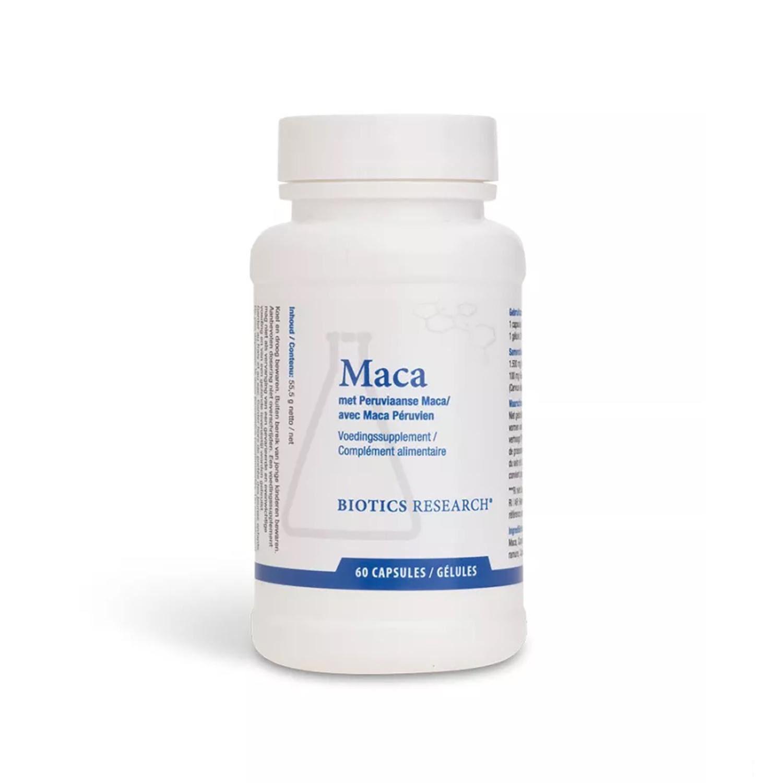 Biotics Maca 60 Comprimés