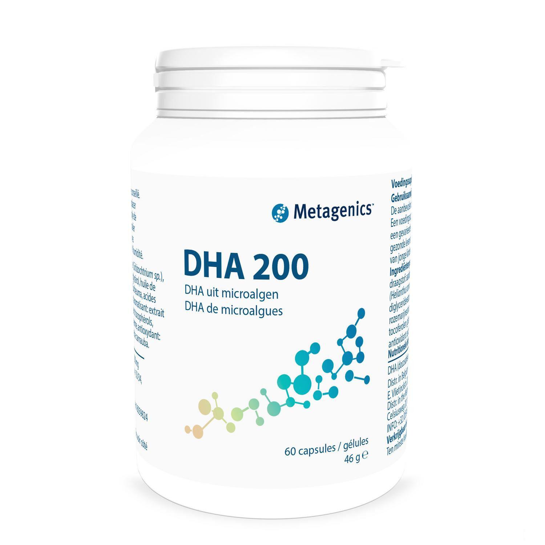 Metagenics DHA 200 60 Capsules