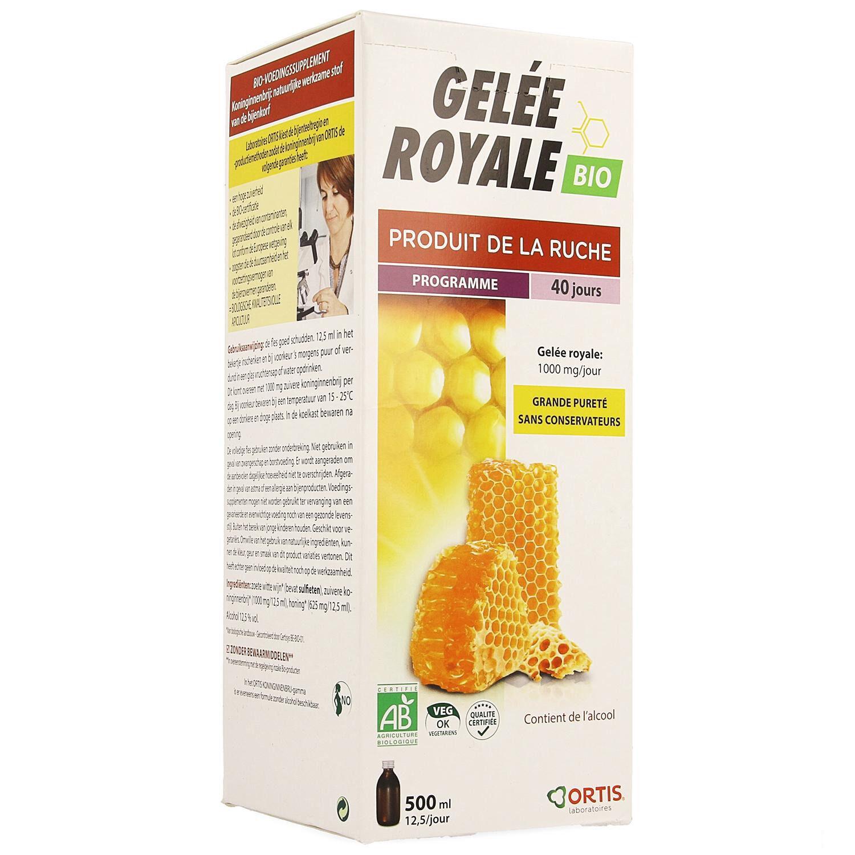 BIO + Ortis Gelée Royale Bio 500 ml