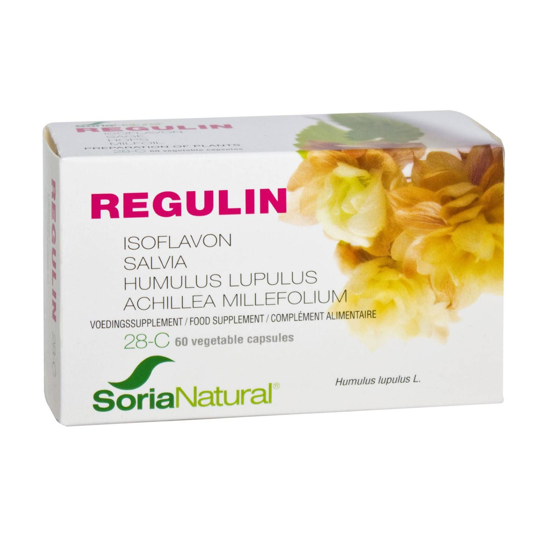 Soria 28-C Regulin 60 Gélules