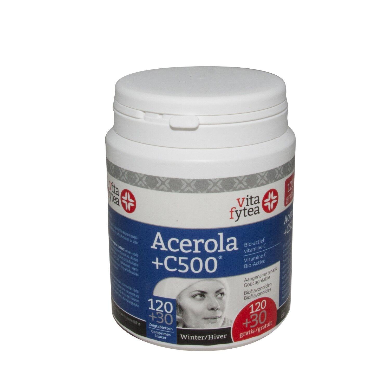 Vitafytea Acerola + C 500 150 Comprimés