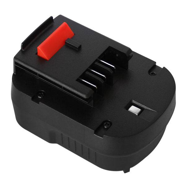 pb Batterie d'outillage 12V 2,0Ah Ni-Cd / Ni-Mh BLACK & DECKER A12 / PS122KB